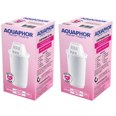 AQUAPHOR A5 (Mg2+) 2ks - filtr, patrona na vodu