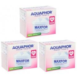 AQUAPHOR B100-25 Maxfor (Mg2+) 3ks - filtr, patrona na vodu